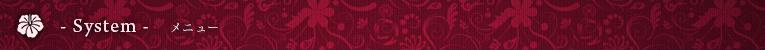 上野・御徒町マッサージ スパ アモーレ【アカスリ&オイル専門店】/システム